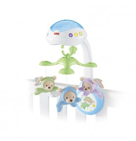 Mobile Veilleuse Papillons 3 en 1 Fisher Price