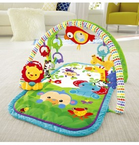 Tapis d'éveil nomade Fisher Price Rainsforest
