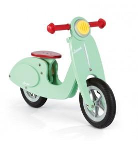 Draisienne Janod Scooter Vert