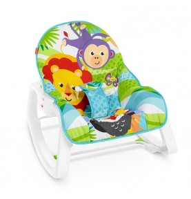 Transat Evolutif de la jungle Fisher Price