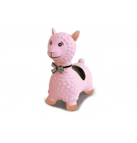 Lama Sauteur marron ou rose