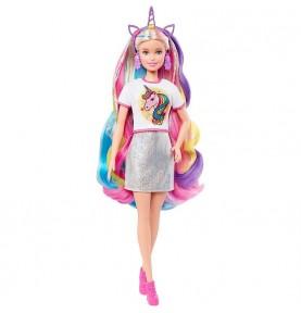 Barbie cheveux fantastiques