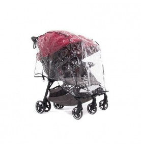 Habillage pluie pour Kuki Twin Baby Monsters
