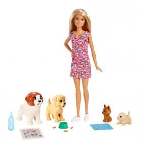 Barbie et la garderie des chiens