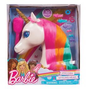 Tête à coiffer Licorne Dreamtopia Barbie