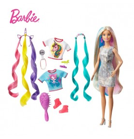 Barbie Fashionista Alopécia
