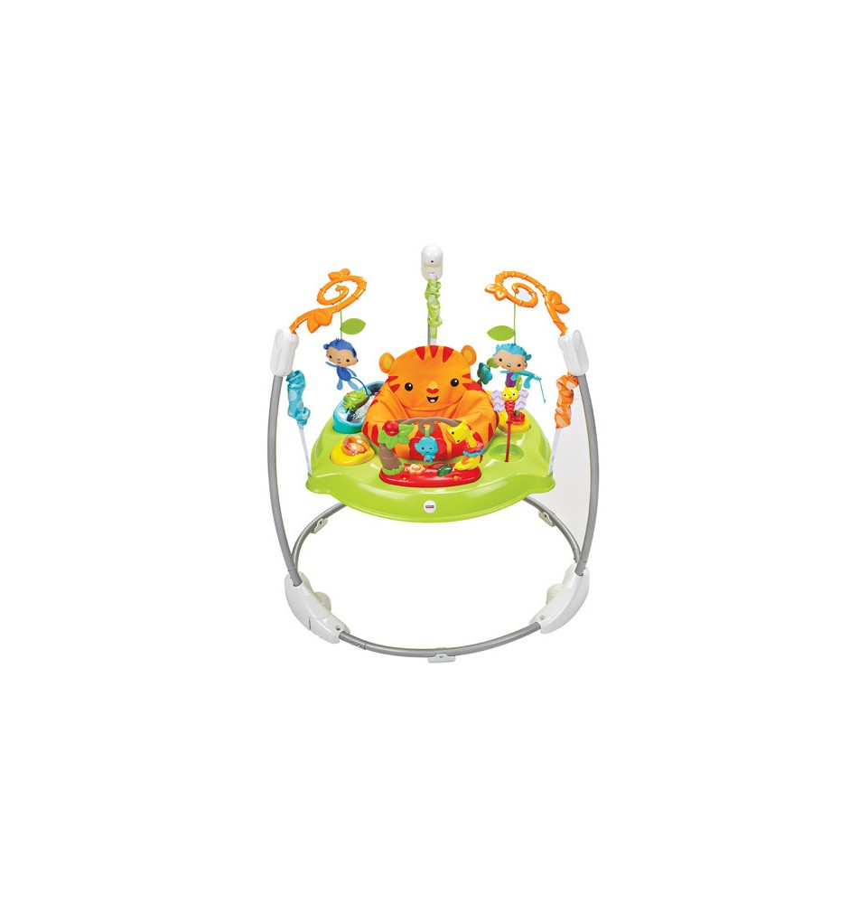 3bb9e295b523 Jumperoo Jungle Sons et Lumières Fisher Price