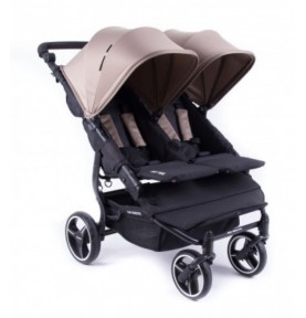 Poussette double Easy Twin 3.0.S Reversible - Taupe