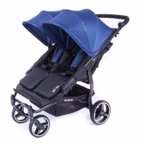 Poussette double Easy Twin 3.0.S Reversible - MIDNIGHT