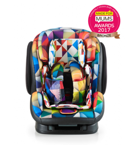 Siège auto 123 ISOFIX Cosatto Spectroluxe (5 Points Plus)