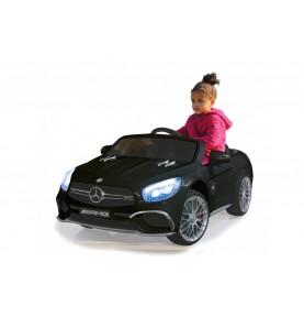 Voiture Electrique Ride-on Mercedes SL65 noire 12V