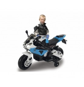 Moto pour enfant BMW S1000RR bleu 12V