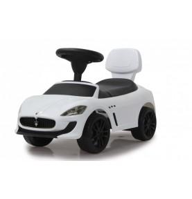 Porteur Voiture Maserati Gran Cabrio blanc
