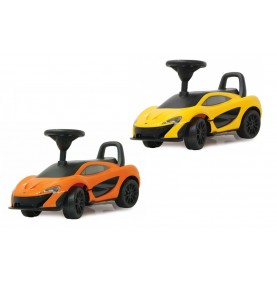 Porteur voiture McLaren P1 jaune