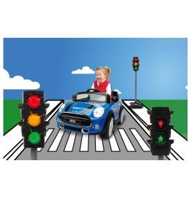 Feu de Signalisation Tricolore véhicule et piéton
