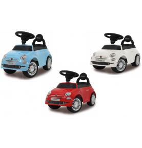 Porteur Voiture Fiat 500 Rouge, Bleue ou Banc