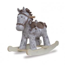 Le cheval à bascule Biscuit & Skip