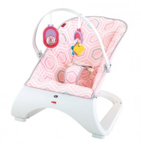 Transat Saturne Rose Fisher Price