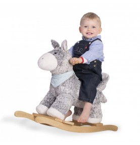 L'âne à Bascule Régliss Kaloo