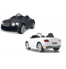 Voiture Electrique Ride-on Bentley GTC noir ou blanc 27MHz 6V