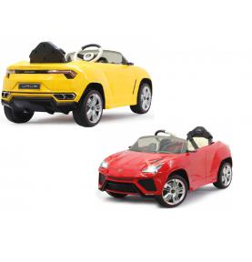 Voiture Electrique Ride-on Lamborghini Urus Jaune ou Rouge 2,4GHz